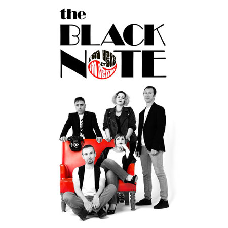 The Black Note - I'm Here & I'm Ready