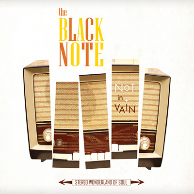 The Black Note - Not In Vain