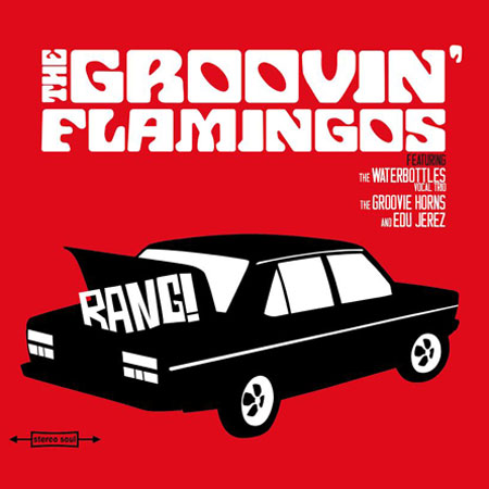 The Groovin' Flamingos: disparos certeros