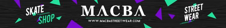 Macba - Tu tienda online de ropa urbana, Skate y accesorios