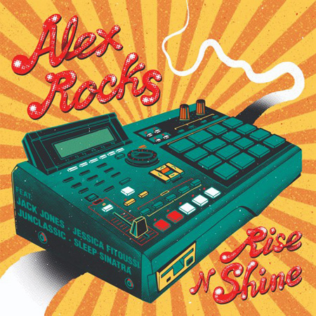Alex Rocks: brillante debut