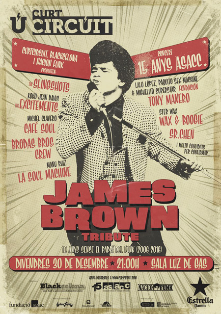 JamesBrownTribute